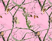 Camowraps Vehicle Accent Kit (16-Inch x 40-Feet, Realtree AP Pink)
