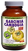 Pure Garcinia Cambogia Extract RAW TM 75 HCA  1500mg per serving