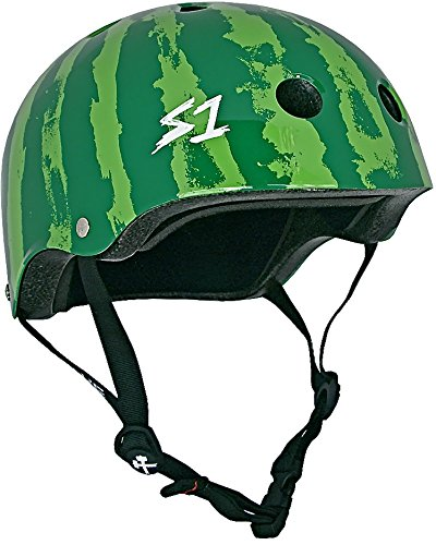S1 Watermelon Longboard Skateboard Helmet Size Medium