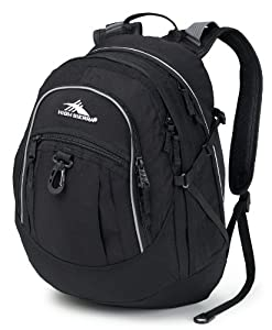 High Sierra Fat Boy Backpack (Black)