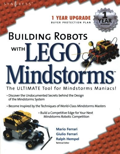 Building Robots With Lego Mindstorms : The Ultimate Tool...