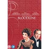 Bloodline [DVD]by Audrey Hepburn