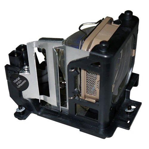 Hitachi OEM(Original Bulb and Generic Housing) CP-HS2050, CP-HX1085, CP-HX2060, CP-S335, CP-S335W, CP-X335, CP-X340, CP-X340W, CP-X345, CP-X345W, DT00671, ED-S3350, ED-X3400, ED-X3450 Projector Lamp with Housing