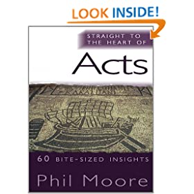 Straight to the Heart of Acts (The Straight to the Heart Series)