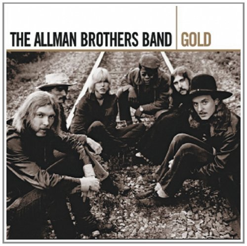 Gold: The Allman Brothers Band artwork