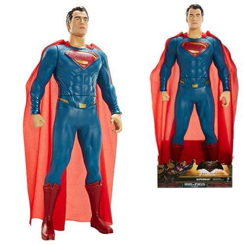 Batman v Superman: Dawn of Justice Superman 31-Inch Scale Big Figs Action Figure by Batman v Superman
