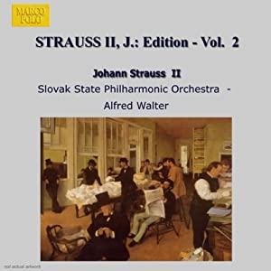 J Strauss Edition, Vol.2 by Marco Polo