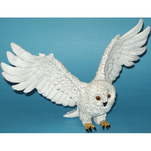 "10.5"" Large Snow Owl"