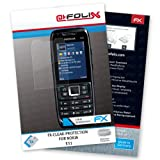 FoliX Clear Screen Protection Film for Nokia E51