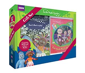 In the Night Garden Gift Set  - Isn't That a Pip  (DVD + 3 Storybooks)