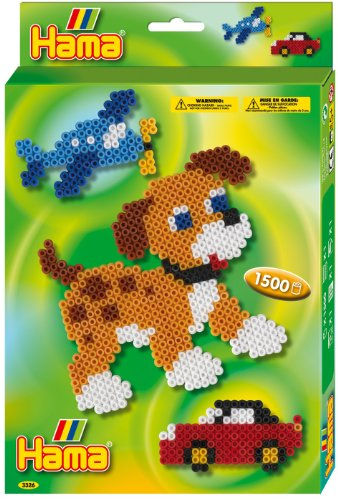 Hama / Starter Fuse Bead Gift Box for Boys