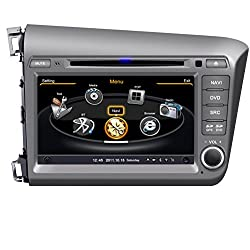 See Generic S100 Car Radio For Honda Civic 2012 With GPS navigation 3G Wifi BT Details