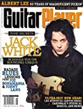 img - for Guitar Player Magaznie (August 2010- Jack White, Vol. 44, No. 8) book / textbook / text book