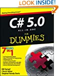 C# 5.0 All-in-One For Dummies (For Du...