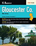 img - for Gloucester County NJ Street Atlas book / textbook / text book