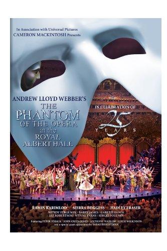 Andrew Lloyd Webber - The Phantom Of The Opera At The Royal Albert Hall - Zortam Music