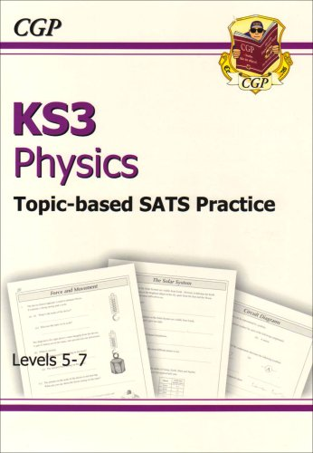 KS3 Physics Topic Based Practice Questions - Levels 5-7