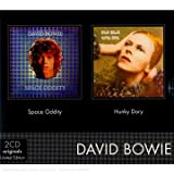 David Bowie Space Oddity/Hunky Dory