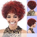 Motown Tress Human Hair Wig - Kemi-F1B/30