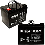 2x Pack - Sure Light SL236 Battery