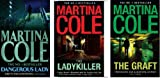 Martina Cole Martina Cole's Collection: The Graft / Ladykiller / Dangerous Lady