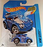 Hot Wheels 2014 HW City Colour Shifters VOLKSWAGEN BEETLE 39/48