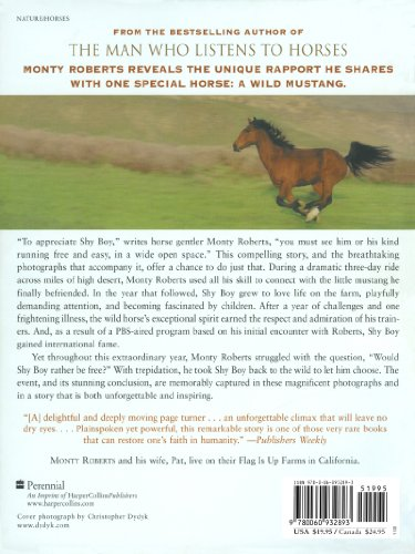 Shy Boy: The Horse That Came in from the Wild