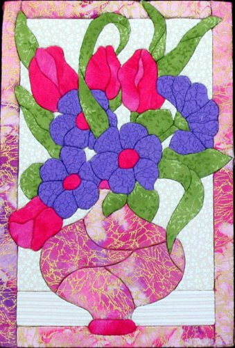Artsi2 A2FLWVS Flower Vase Wall Hanging Kit