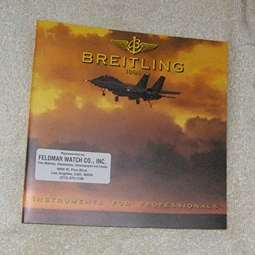 breitling-1884-chronolog-2-instruments-for-professionals-catalog-and-price-schedule