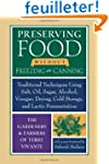 Preserving Food Without Freezing or C...