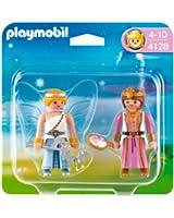Playmobil - 4128 - Jeu de construction - Playmobil Duo Princesse et fée