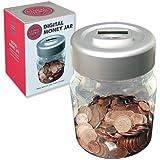 Global Gizmos Benross Digital Money Jar