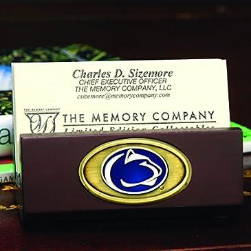 Business card holder penn state home decor for Penn state business cards
