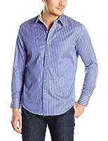 Robert Graham Men's SS Minnow Long Sleeve Button Down Shirt