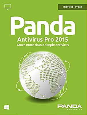 Panda Antivirus Pro 2015 - 1 PC [Download]