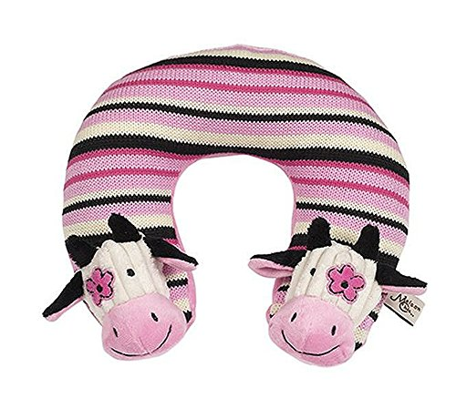 Maison Chic Travel Pillow, Daisy the Cow - 1