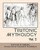 img - for Teutonic Mythology, Volume 2 book / textbook / text book