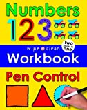 Numbers and Pen Control (Wipe Clean Workbooks)