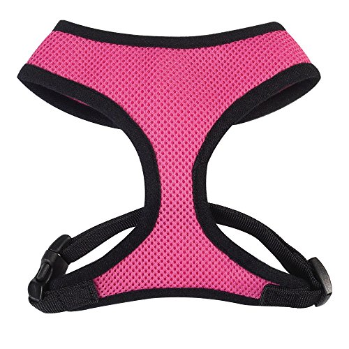 Casual Canine Mesh Dog Harness, X-Large, Pink (Casual Canine Mesh Dog Harness compare prices)
