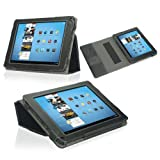 Poetic Slimbook Case for Coby Kyros MID8048 8-Inch Tablet (3 Year Manufacturer Warranty From Poetic)