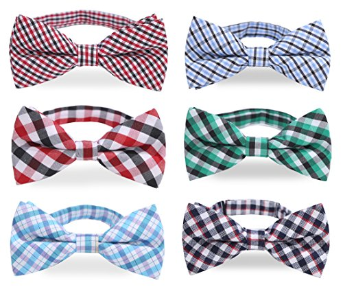 Baby Boys Toddler Bow Tie With Adjustable Neck Strap Kids Bowtie With Gift Box (Baby Boy Ties compare prices)