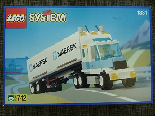 lego-classic-town-maersk-line-container-lorry-1831-by-unknown