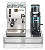 Rancilio HSD-BS50 Base for Rancilio Silvia Espresso Machine/Rocky Grinder