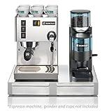 Rancilio HSD-BS50 Base for Rancilio Silvia Espresso Machine/Rocky Grinder