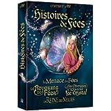 Histoires de Fées : La menace des fées + Le Royaume des fées + Les Chroniques de la fée Crystal + La Reine des neiges