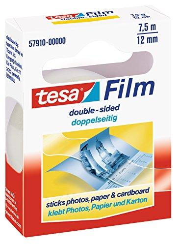 Tesa-57910-00000-00-Doppelseitiges-Klebeband-1-Rolle