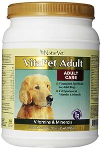 NaturVet 365 Count Vita Pet Adult Tablets for Dogs