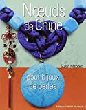 NOEUDS DE CHINE POUR BIJOUX DE PERLES.