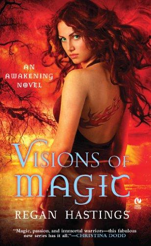 Visions of Magic (The Awakening #1)
