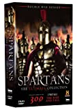Spartans Double DVD Boxset 300 The Last Stand & Spartans the Rise & Fall
